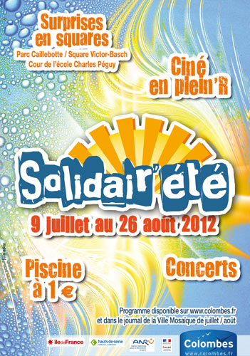Solidair'été