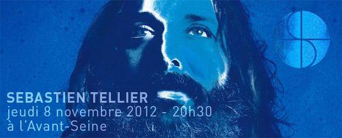 Sebastien tellier my god is blue Colombes
